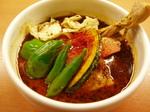 curry cafe Miracle(ミラクル) チキンベジタブル5番