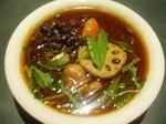 ホットスパイス Hot Spice 黒豆納豆 to チキン じゅまーるスープ