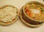 納豆カレー スープカレー