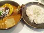 すーぷかりー ひげ男爵 チキン野菜 5番