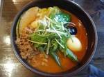 挽肉と納豆とオクラ 5番(皐月) エビスープ
