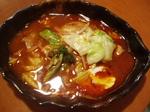 チキン炒め野菜カリー