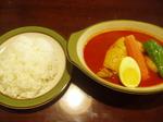 アジアンスパイス スープカレー