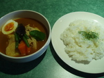 カレーヤ コング スープカレー チキン野菜