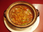 納豆 スープカレー ばぐばぐ