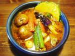 チキン野菜 べす スープカレー