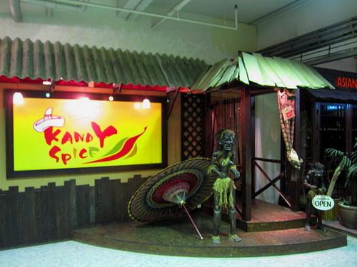 スープカレー,KANDY SPICE,キャンディスパイス,旭川店
