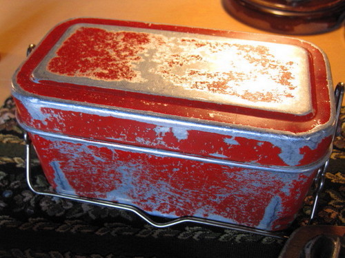 飯盒ライス