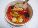 リトルスプーンのチキン野菜 スープカレー