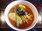 チキン&ベジタブル イエロースープ