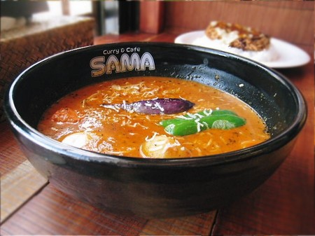 SAMA(サマ) スープカレー